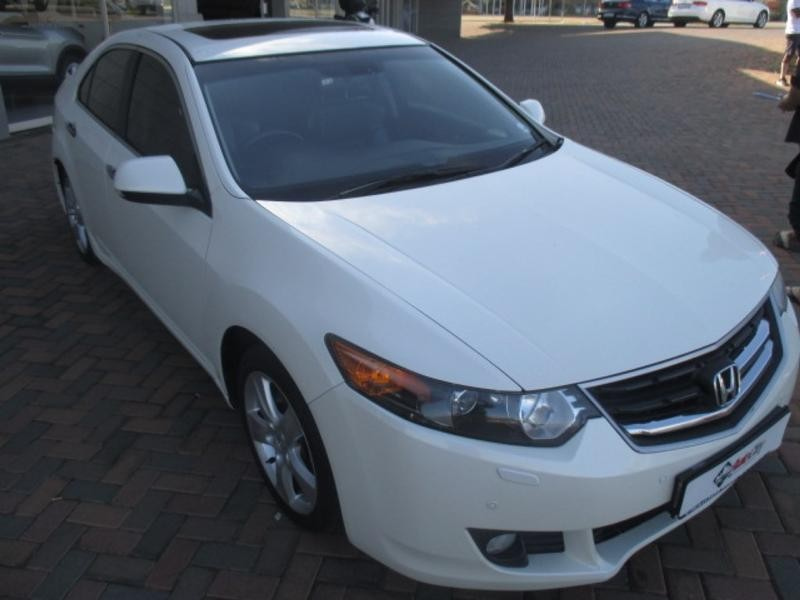 2010 Honda Accord 2.4 I-Vtec Executive At