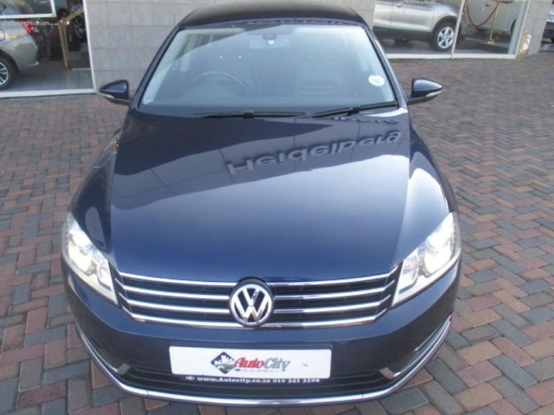 2011 Volkswagen Passat 1.8 Tsi Comfortline