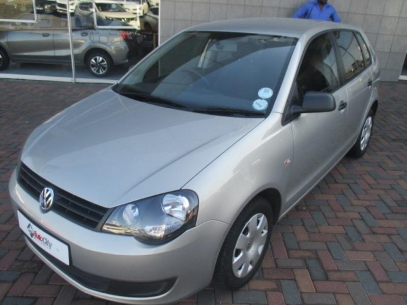 2012 Volkswagen Polo Vivo Hatch 1.4 Base