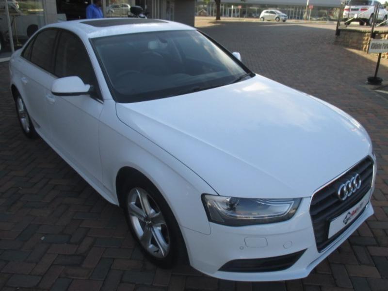 2014 Audi A4 Sedan 2.0 Tdi Se Multitronic