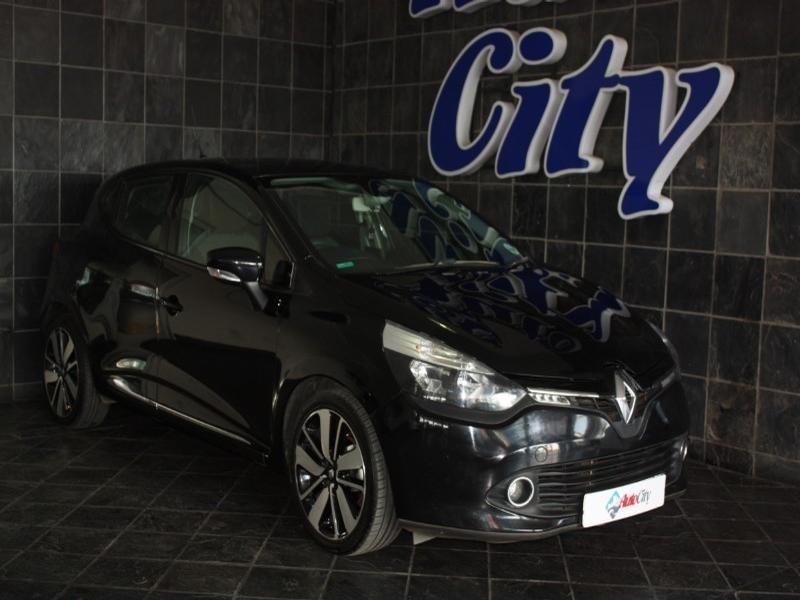 2014 Renault Clio 4 900 T Dynamique 5dr (66kW)