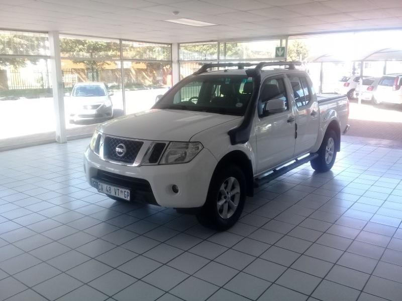 2014 Nissan Navara 2.5 DCi 4X4 Le D/cab At