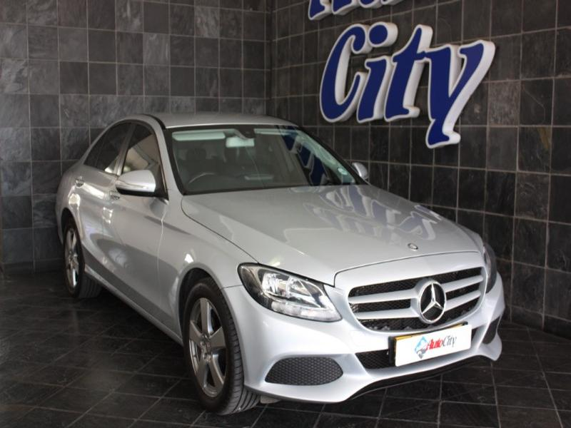 2014 Mercedes Benz C-Class Sedan 180 Be