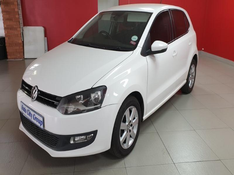 2013 Volkswagen Polo 1.4 Comfortline