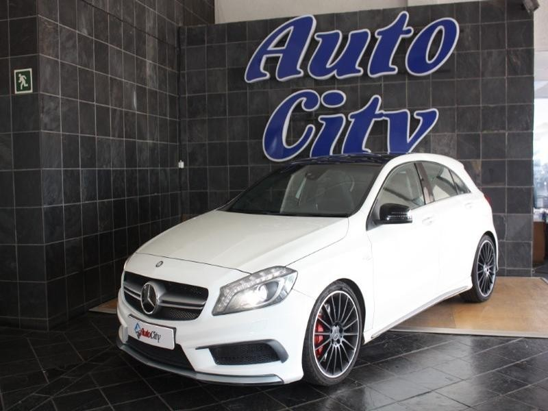 2014 Mercedes Benz A-Class A 45 Amg 4-Matic Speedshift Dct-7
