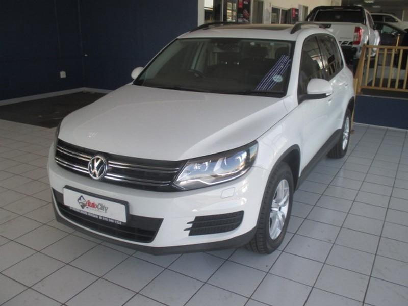 2014 Volkswagen Tiguan 1.4 Tsi Bmt Trend + Fun 4X2 (118kW)
