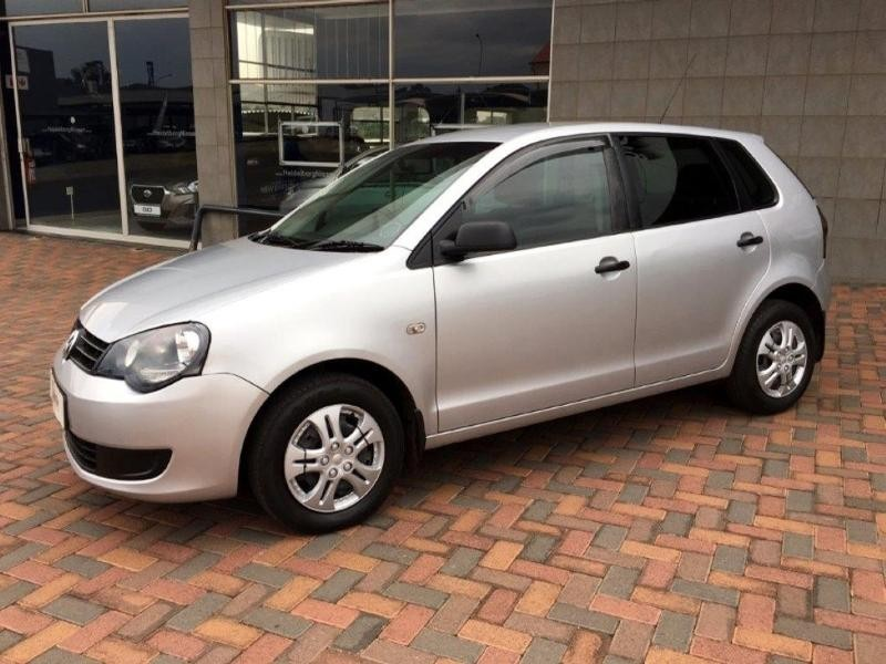 2015 Volkswagen Polo Vivo Hatch 1.6 Base