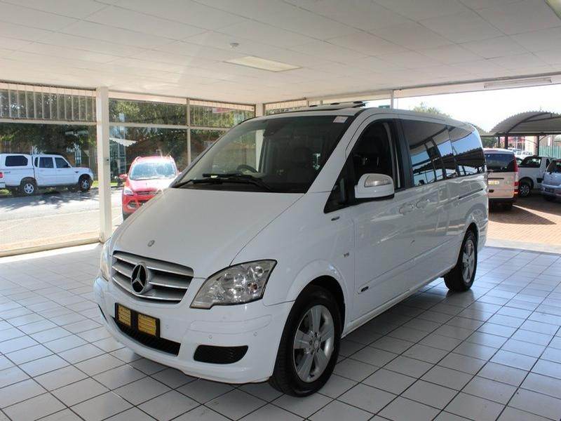 2013 Mercedes Benz Viano 3.0 Cdi Trend At