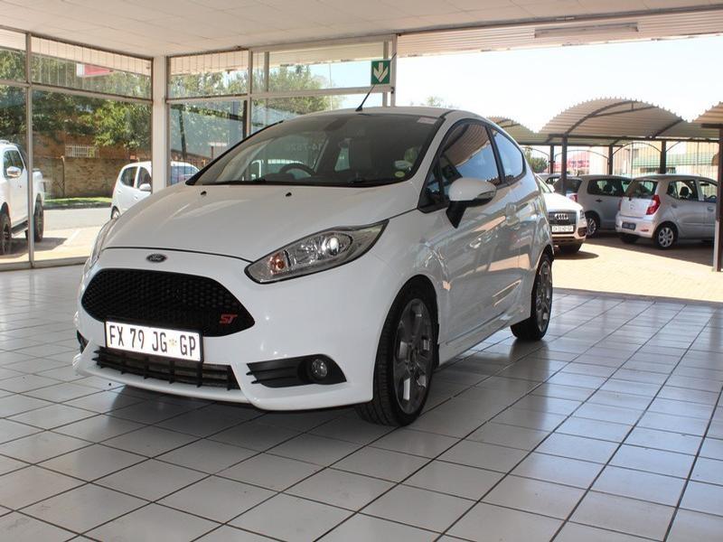 2017 Ford Fiesta St 200 Ltd Edt