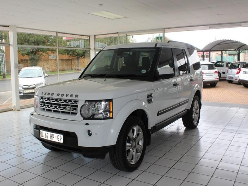 2011 Land Rover Discovery 4 5.0 P V8 Hse