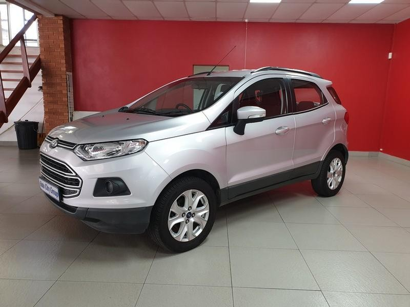 2016 Ford Ecosport 1.5 Tdci Trend