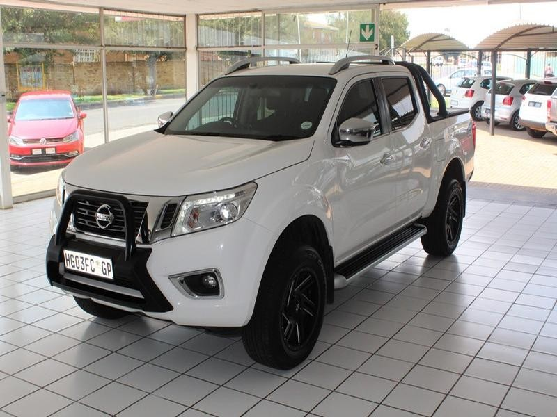 2018 Nissan Navara 2.3D 4X4 Le At