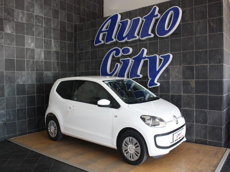 2015 Volkswagen Up! Club 1.0