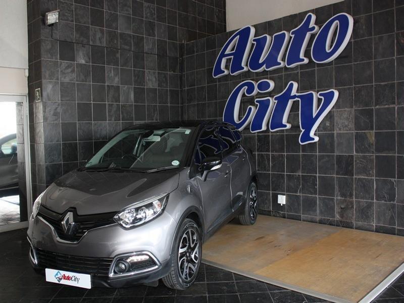 2017 Renault Captur 1.2 Turbo Edc Dynamique 88kW