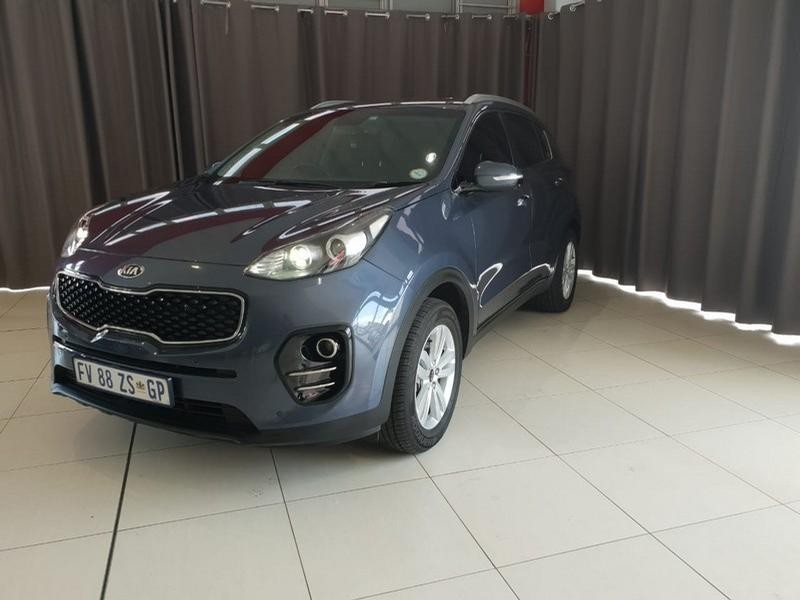 2017 Kia Sportage 2.0 4X2 At