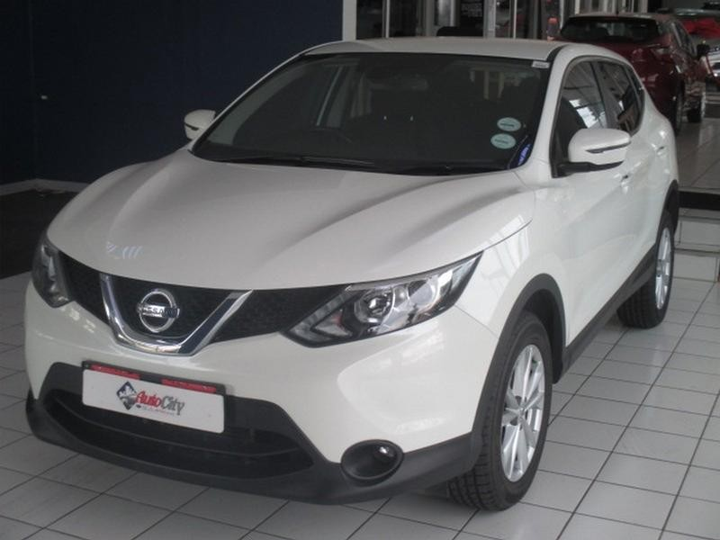 2017 Nissan Qashqai 1.2T Acenta CVT