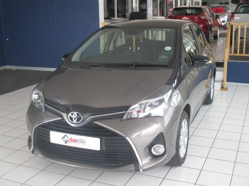 2017 Toyota Yaris 1.0 Xs 5-Door