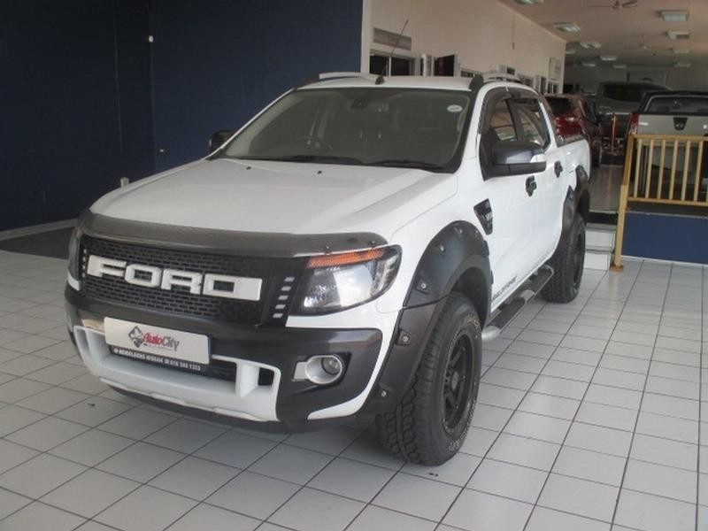 2015 Ford Ranger My15 3.2 Tdci Wildtrak 4X2 D/cab At