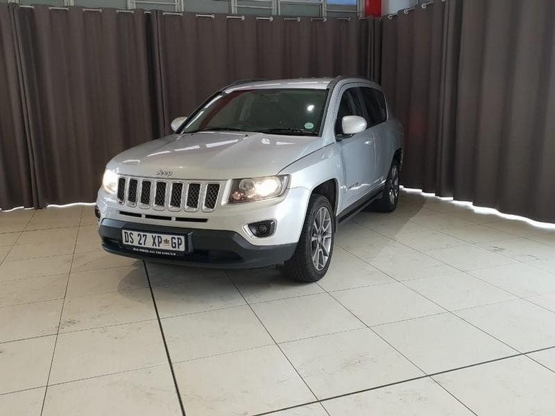 2013 Jeep Compass 2.0 Limited At