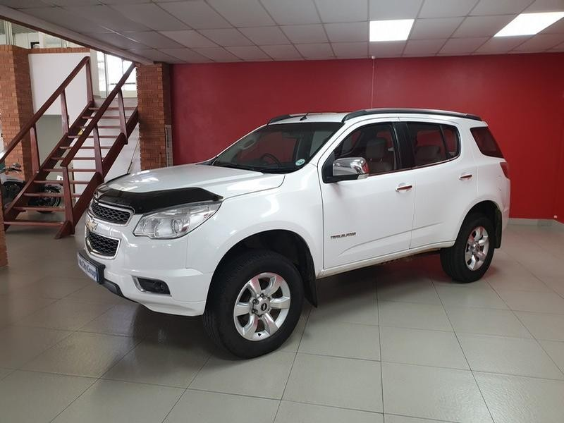 2013 Chevrolet TrailBlazer 2.8 Ltz 4X4 At