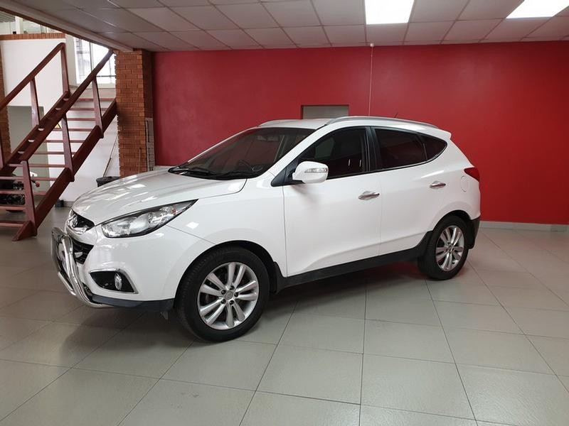 2014 Hyundai IX35 2.0 Executive 4X2
