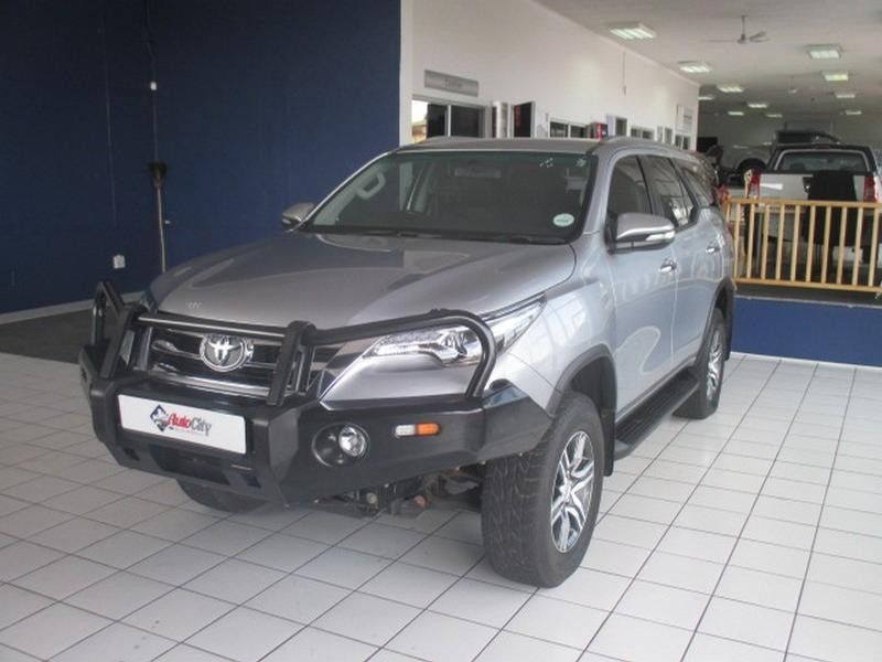 2016 Toyota Fortuner 2.8 Gd-6 Raised Body At