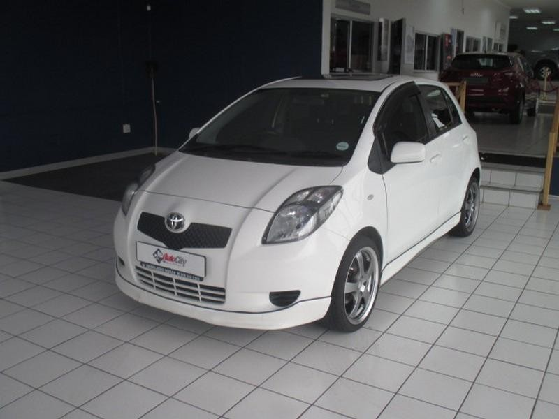 2008 Toyota Yaris 1.3 T3+ 5-Door