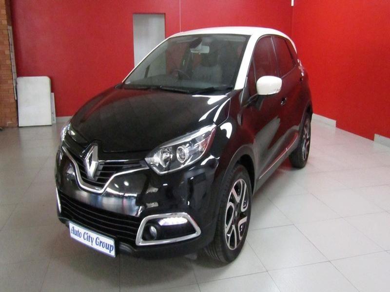 2018 Renault Captur 1.5 DCi Dynamique