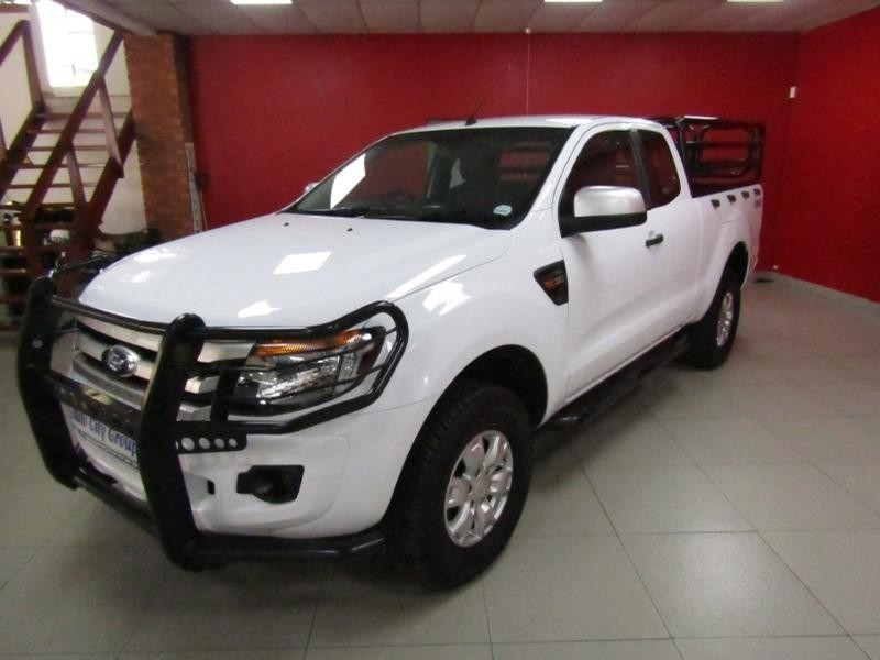 2015 Ford Ranger  3.2 Tdci Xls 4X4 Super Cab At