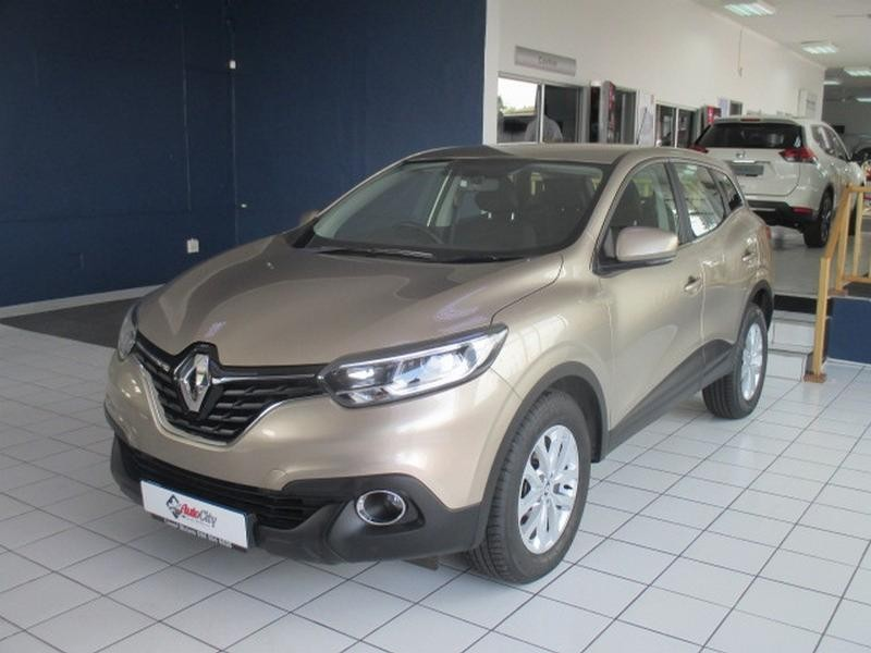 2017 Renault Kadjar 1.2 Turbo Expression