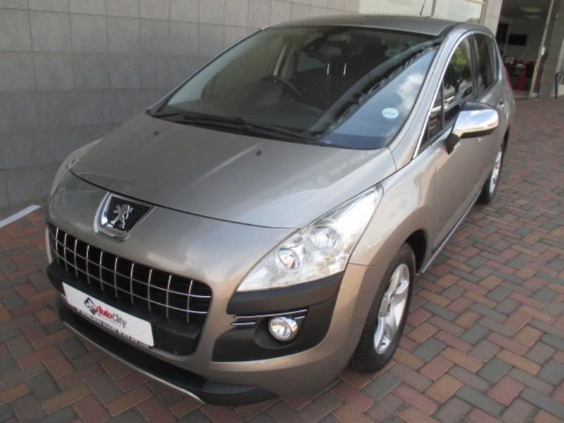 2010 Peugeot 3008 1.6 Thp Premium Grip