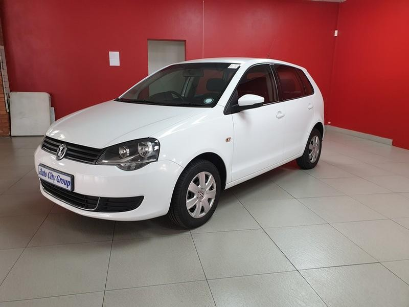 2015 Volkswagen Polo Vivo Hatch 1.4 Trendline Tiptronic
