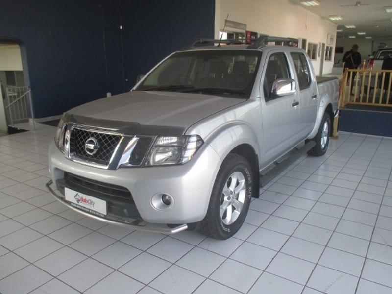 2014 Nissan Navara 2.5 DCi 4x2 Le D/cab