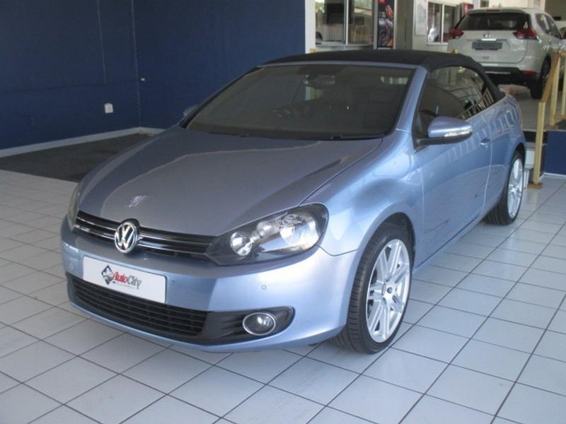2013 Volkswagen Golf VI Cabriolet 1.4 Tsi Comfortline