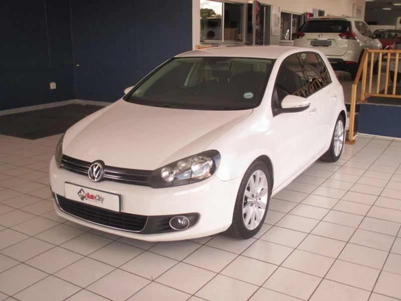 2010 Volkswagen Golf VI 1.4 Tsi Highline