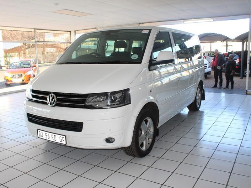 2014 Volkswagen T5 Caravelle 2.0 Bitdi