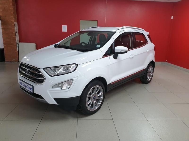 2018 Ford Ecosport 1.0 Ecoboost Titanium