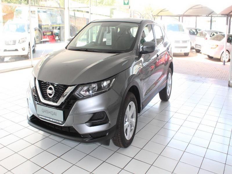 2019 Nissan Qashqai 1.2T Visia (alloy)