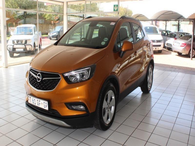 2017 Opel Mokka X 1.4T Enjoy At