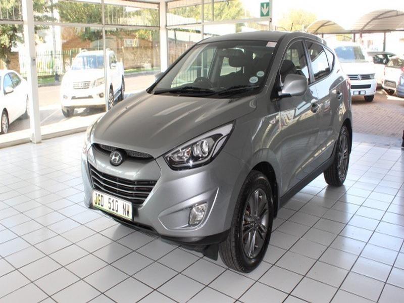 2014 Hyundai IX35 2.0 Premium 4X2 At