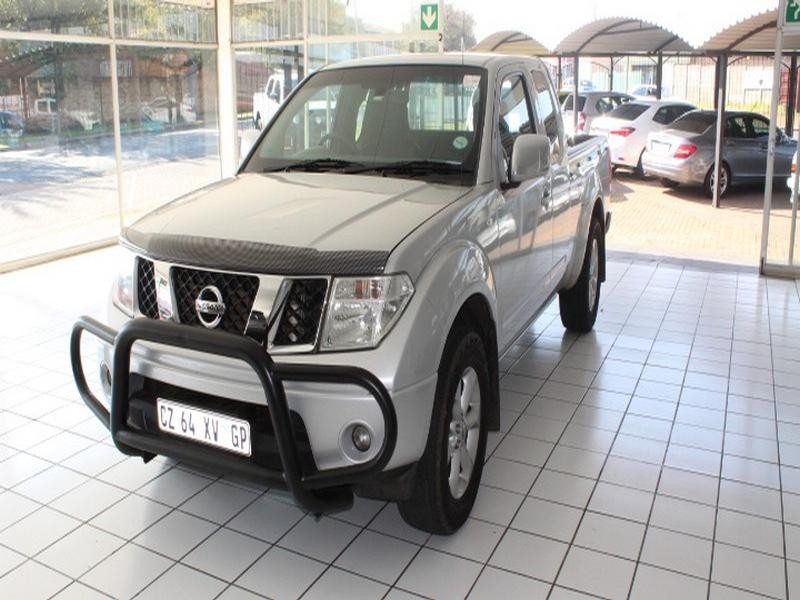 2012 Nissan Navara 2.5 DCi 4x2 Xe K/cab