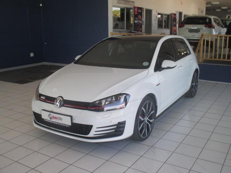 2016 Volkswagen Golf VII 2.0 Tsi Gti Dsg