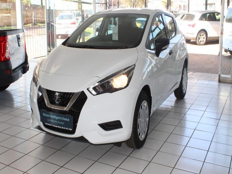 2019 Nissan Micra 0.9T Visia