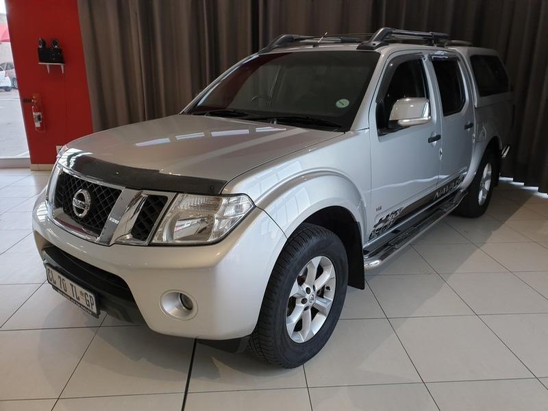 2013 Nissan Navara 3.0 DCi V6 4X4 Le D/cab At V9X
