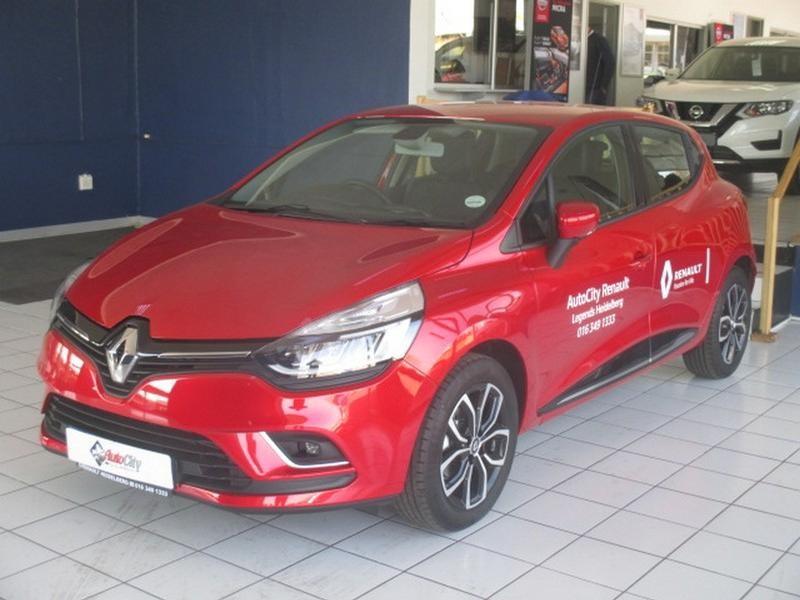 2019 Renault Clio 4 0.9 Turbo Dynamique