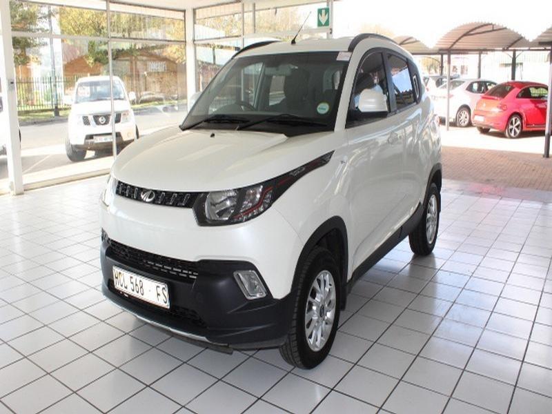 2017 Mahindra KUV 100 1.2 Td K8