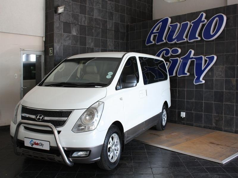 2013 Hyundai H1 2.5 Crdi Wagon A/T
