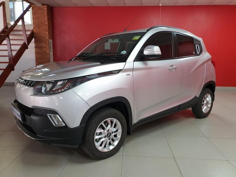 2018 Mahindra KUV 100 1.2 K8+ (two Tone)