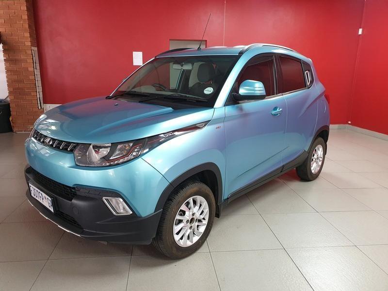 2016 Mahindra KUV 100 1.2 K8