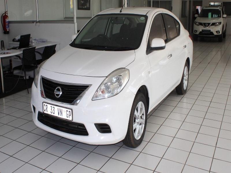 2013 Nissan Almera 1.5 Acenta At